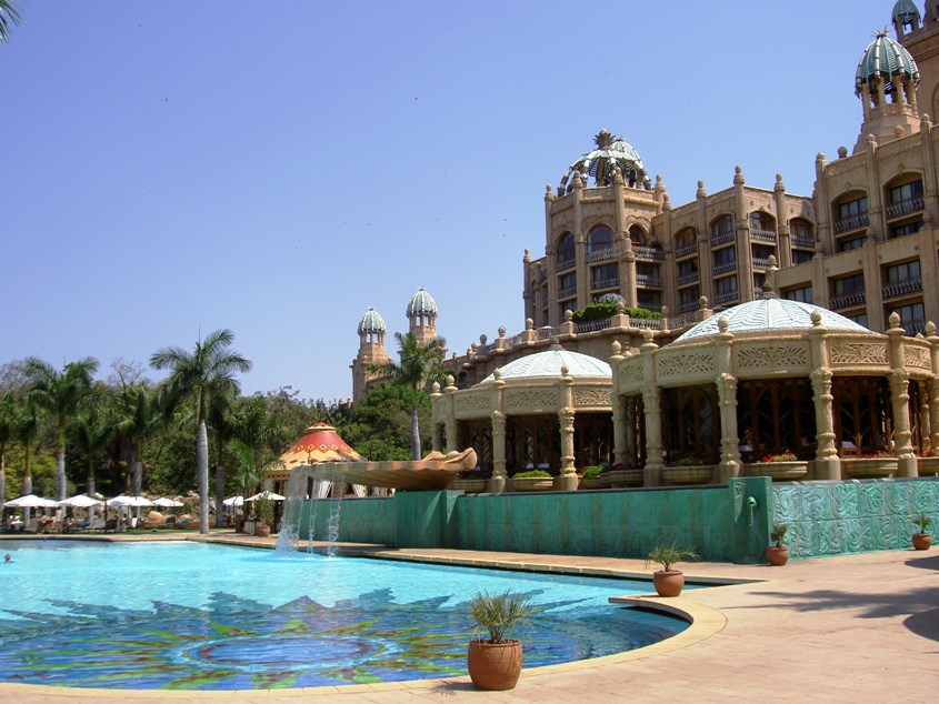 Sun City Casino Resort, South Africa