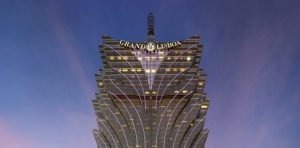 The Grand Lisboa, Macau