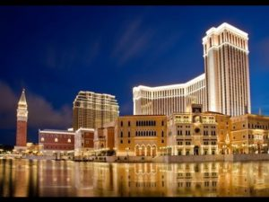 The Venetian Macao, China